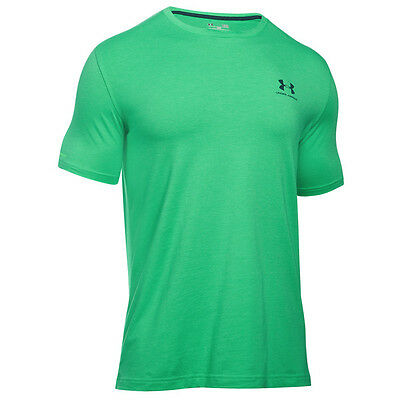 Under Armour Sportstyle Left Chest Logo T-Shirt Charged Cotton boost 1257616-382