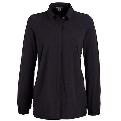 Union 34 Paragon Womens Shirt Cycling Breathable Smart Casual Jersey Commuting
