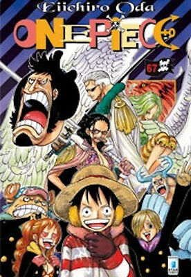 manga -  ONE PIECE  N. 67 - YOUNG 229 nuovo  star comics