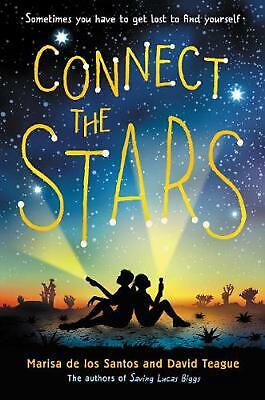 Connect the Stars by Marisa de los Santos (English) Hardcover Book Free Shipping