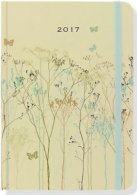 2017 Diary Butterflies 16 Month Academic Weekly Planner By Peter Pauper