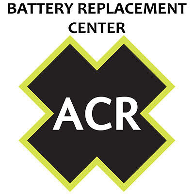 ACR FBRS 2880 & 2881 Battery Replacement Service - PLB-375 ResQLink/ResQLink+