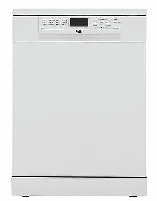 Bush DWFSG126W Full Size Dishwasher - White.From the Official Argos Shop on ebay