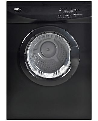 Bush V7SDB Vented Tumble Dryer - Black. From the Official Argos Shop on ebay