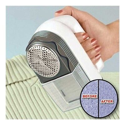 Battery Operated Clothes and Upholstery Lint Remover Vacuum Fabric Household
