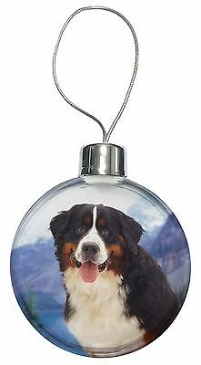 Bernese Mountain Dog Christmas Tree Bauble Decoration Gift, AD-BER6CB