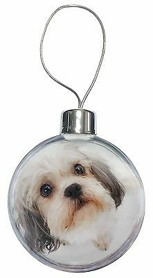 Cute Shih-Tzu Dog Christmas Tree Bauble Decoration Gift, AD-SZ5CB