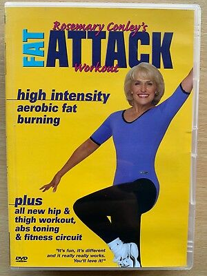 e78aa0bdd6c81 ROSEMARY CONLEY S FAT ATTACK WORKOUT