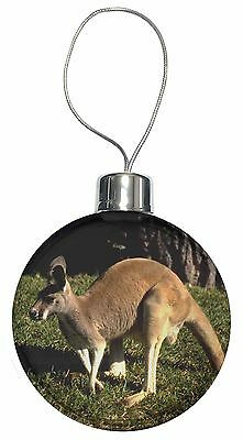 Kangaroo Christmas Tree Bauble Decoration Gift, AK-2CB