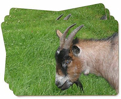 Cheeky Goat Picture Placemats in Gift Box, AGO-1P