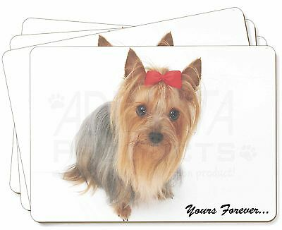 Boston Terrier Dog Picture Placemats in Gift Box AD-BT8P