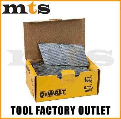 DEWALT DT9903 NAILS 50MM X 16G ANGLED GALV TO SUIT DCN660, DC618 And PASLODE FIX