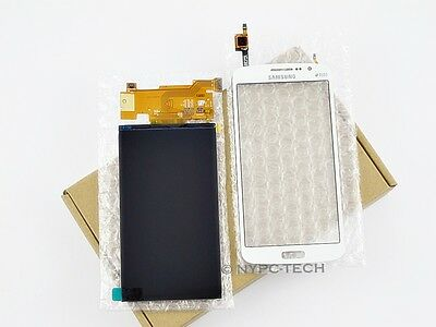 Touch Screen Digitizer + LCD Display For Samsung Galaxy Grand 2 SM-G7105+TAPE US