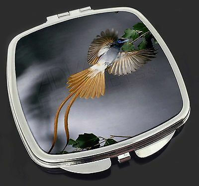Humming Bird Make-Up Compact Mirror Stocking Filler Gift, AB-91CM