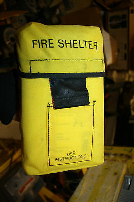 Anchor Industries Fire Shelter Proven To Save Lifes