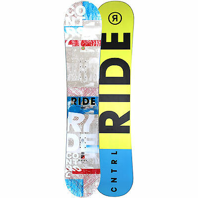 Ride Control V2 Men's All Mountain Rocker Snowboards Freestyle Wide NEW