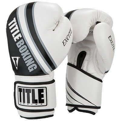 TITLE Boxing Infused Foam Excite Training Gloves