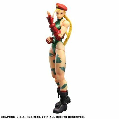 Super Street Fighter IV Play Arts Kai : Vol. 2 Cammy