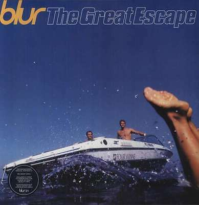 Blur - The Great Escape NUEVO LP