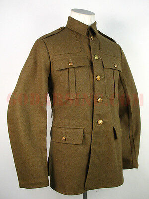 WW1 British Army OR's Servie Dress Tunic L