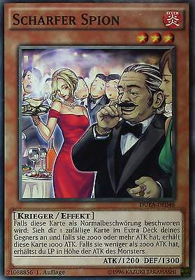 YU-GI-OH - Short Print Commons PLAYSETS - DUELIST ALLIANCE - German 1ST EDITION