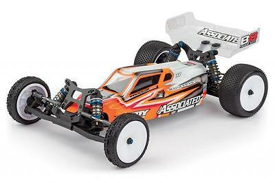 LRP Team Associated AE90011 RC10B6 B6 1:10 2WD Offroad Buggy Kit Brushless 2S