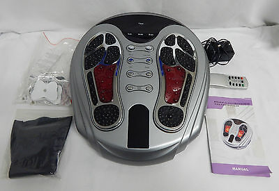 Electromagnetic Wave Pulse Foot Massager Home Massage Electro