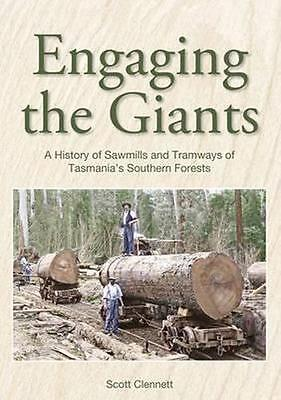 NEW Engaging the Giants By Scott Clennett Hardcover Free Shipping