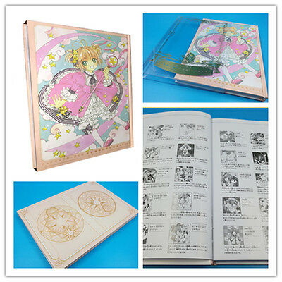 Card Captor Sakura 20th Anniversary Picture Art Book Collection Painting Gift