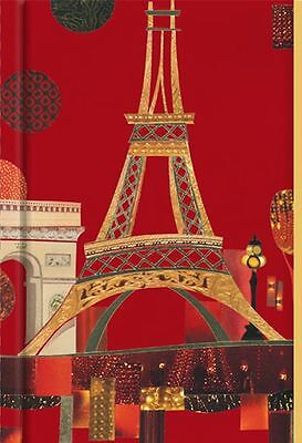 A5 Paris Cased Notebook With Magnetic Closure