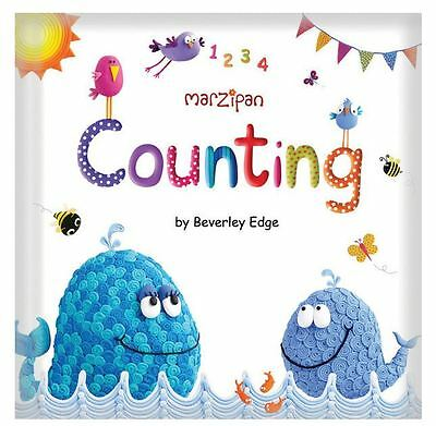 Marzipan Counting Padded Counting Book For Children