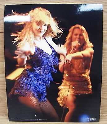 Lucy Lawless in Concert (CE-LLRO19) Creation Entertainment 8 x 10 Glossy Photo
