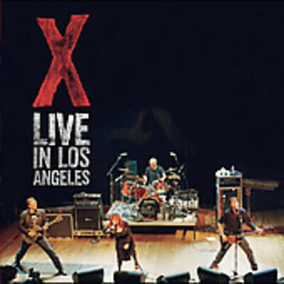 X(melon) - Live in Los Angeles [New CD]