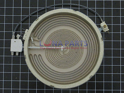Genuine OEM 71003634 Jenn-Air Cooktop Element (dual W/limiter) WP71003634