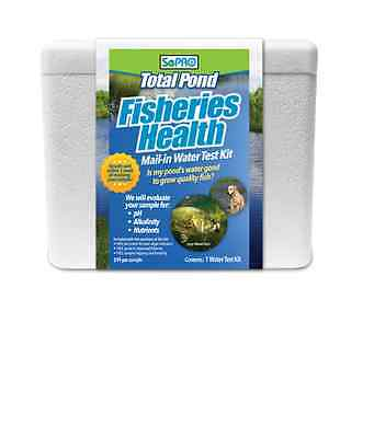 Fisheries Health Mail-in Water Test Kit - SePRO Total Pond