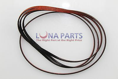 Genuine OEM AP4324040 PS1766009 GE Dryer Dryer Drum Drive Belt
