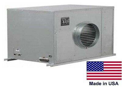 Liquid Cooled COMMERCIAL Ceiling AIR CONDITIONER 23,500 BTU - 208/230V - 1 Phase