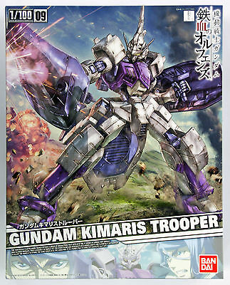 Bandai Iron-Blooded Orphans 075943 GUNDAM KIMARIS TROOPER 1/100 scale kit