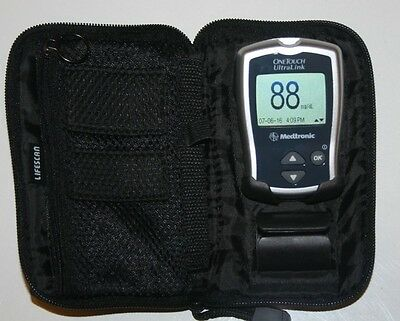 OneTouch UltraLink Blood Glucose Meter ONLY 6 READINGS GUARANTEED WORKING 718215