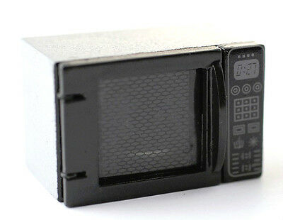 Dolls House Microwave 12th Scale / 1:12 Scale DF1002