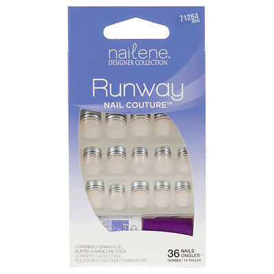 Nailene Designer Collection Runway Ongle Couture Faux Ongles - 05082 (71264)