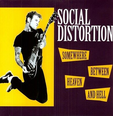 Social Distortion - Somewhere Between Heaven and Hell [New Vinyl LP] 180 Gram