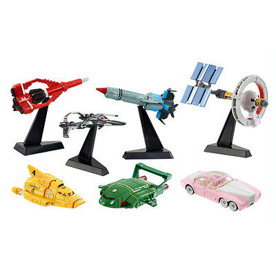 Thunderbirds Diecast Vehicle Choice of Vehicles One Supplied NEW