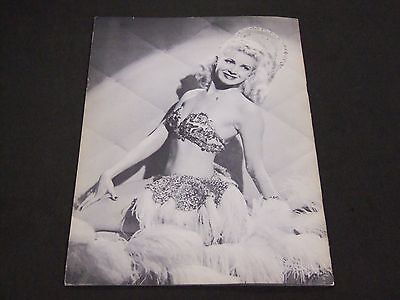 1928 Ziegfeld Theatre Show Boat Program - Marilyn Miller Cover - Photos - J 2080