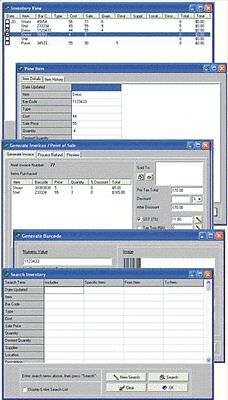 Retail Store Shop Point of Sale Customer Inventory Tracking Management Software