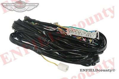 NEW 12V MAIN WIRING LOOM HARNESS VESPA PX ELETRIC START SCOOTERS @ECspares