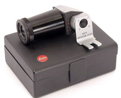 Leica R-System Angle Finder 14326 / ANGLE Viewfinder fits models from R3 to R7