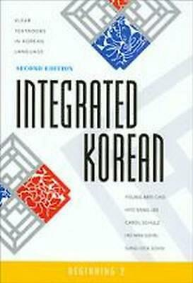 Integrated Korean: Beginning Level 2: Beginning 2 book by Yu Cho Young-Mee (Engl