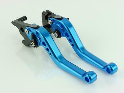 CNC Hebel short BMW R1150 GS Adventure R21 2002-2005 blau