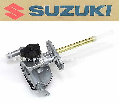 New Suzuki Fuel Gas Valve Petcock Tap LT400 LT-F400 Eiger 4X4 (See notes) #V09